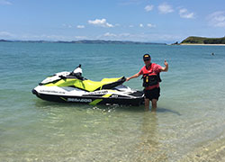 Jet Skis for hire in Auckland